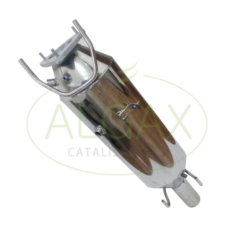 Catalisador com  Filtro de partículas Ducato Fiat