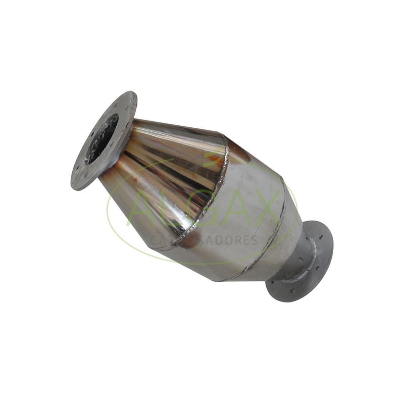 Catalisador para grupo  gerador para motor Diesel até 6.0