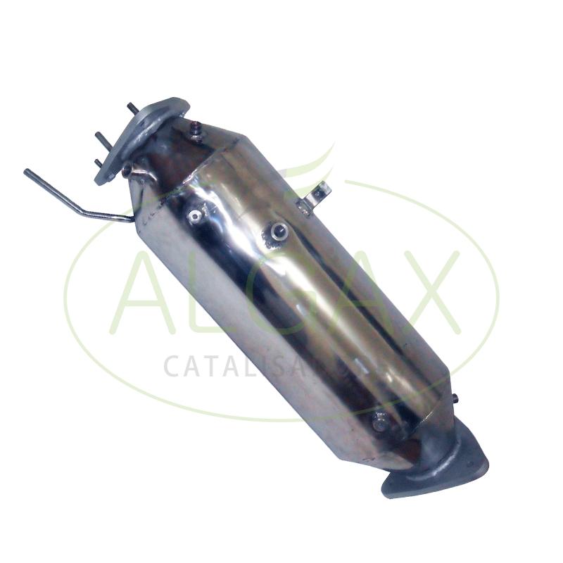 Catalisador com filtro de partículas Iveco Daily 35s14 2012 em diante